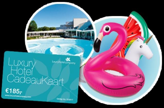 Gratis Luxury Hotel Cadeaukaart