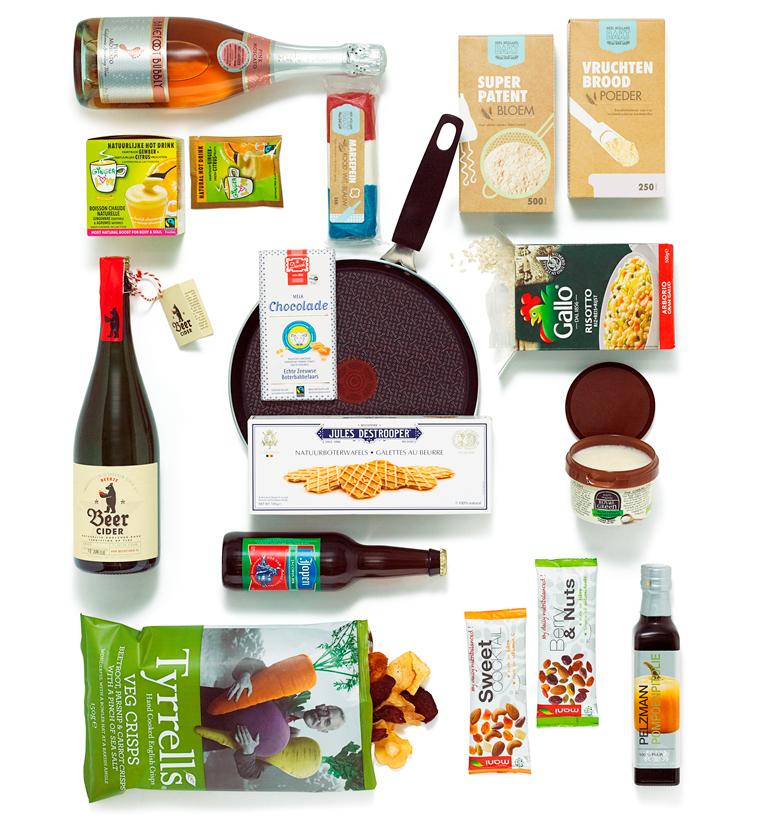 Jamie Oliver Comfort Foodbox voor € 23,90 @ Jamie Magazine
