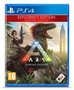[Prijsfout?] ARK: Survival Evolved - Explorers Edition (PS4) voor €46 @ Amazon.co.uk