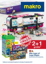 Makro | Alle LEGO of Duplo 2+1 gratis