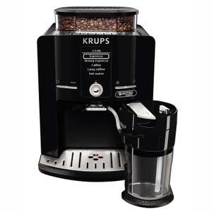 Krups Espresso Automatic Quattro Force EA82FD - RVS @amazon.de