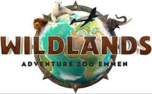Wildlands Adventure Zoo Emmen @ Groupon