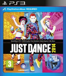 Just Dance 2014 (PS3) game voor € 18,35 @ Play-Asia