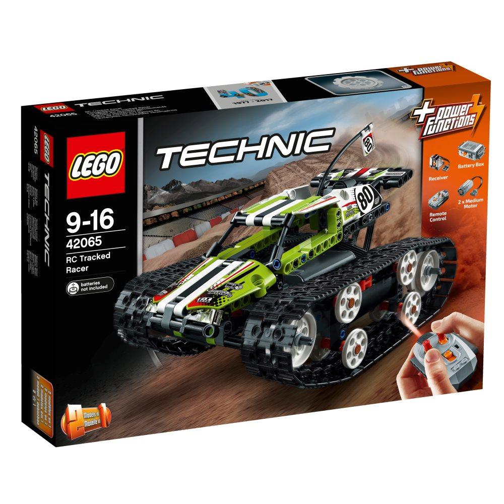 Lego set 42065 Rupsbandracer 49,99 (met kortingscode)