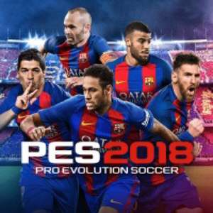 PES 2018 Demo Op PS4 & Xbox One