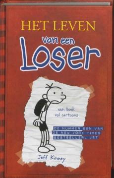Het leven van een Loser 1 (met sleutelhanger)
