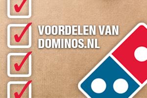 [NIEUWE CODE] Broodproduct + Bijgerecht (bijv. 500ml Ben & Jerry's) voor 3 euro icm. een Pizza bij Domino's (ook met 50% actieweekkorting)
