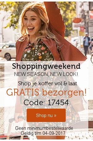 Bonprix gratis verzending (geen minimum bestelwaarde)