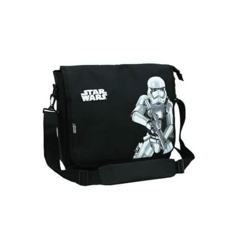 Star Wars  Stormtrooper Messenger Bag + gratis muts en spaarpot @ Zavvi