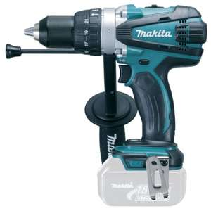 Makita DHP458Z Heavy Duty Accu Klopboormachine zonder accu's en lader voor €85,48 @ Amazon.co.uk