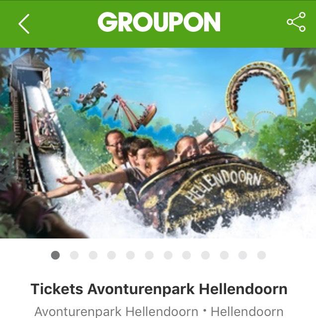 Avonturenpark Hellendoorn @ Groupon