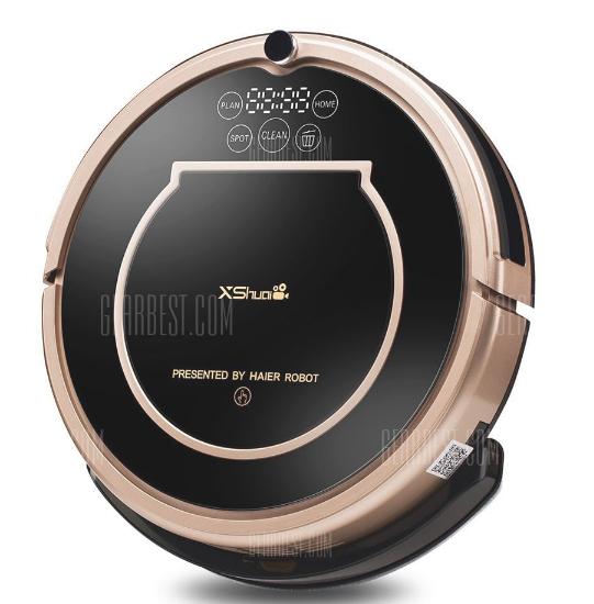 Haier XShuai T370 Robotic Vacuum Cleaner (EU Warehouse) voor €143,15 @ Gearbest