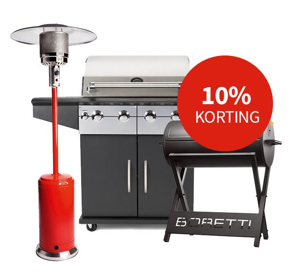 Boretti outdoor Nu 10% extra korting @ Artencraft