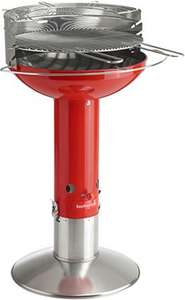 Barbecook Major (rood) voor €89 @ BarbequeShop