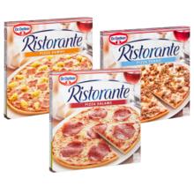 Dr. Oetker Ristorante pizza 3 stuks voor maar 5 euro bij PLUS