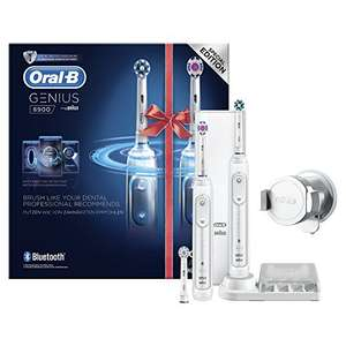 Oral-B elektrische Genius 8900 €56,97 per borstel unit!