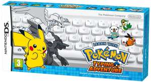 [UPDATE] Learn with Pokemon: Typing Adventure Nintendo DS €12 @ Nedgames