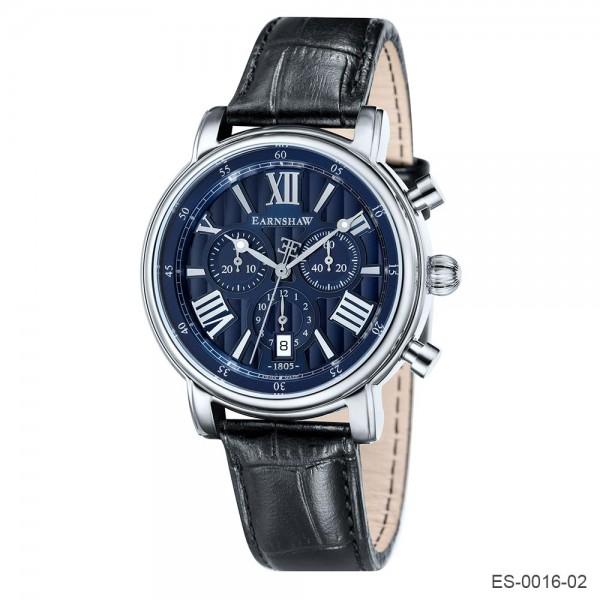 Thomas Earnshaw Longcase 43 aan 99,95 + 4,95 € (6 modellen) [amazon prijs +- 300€] @ Watch2day