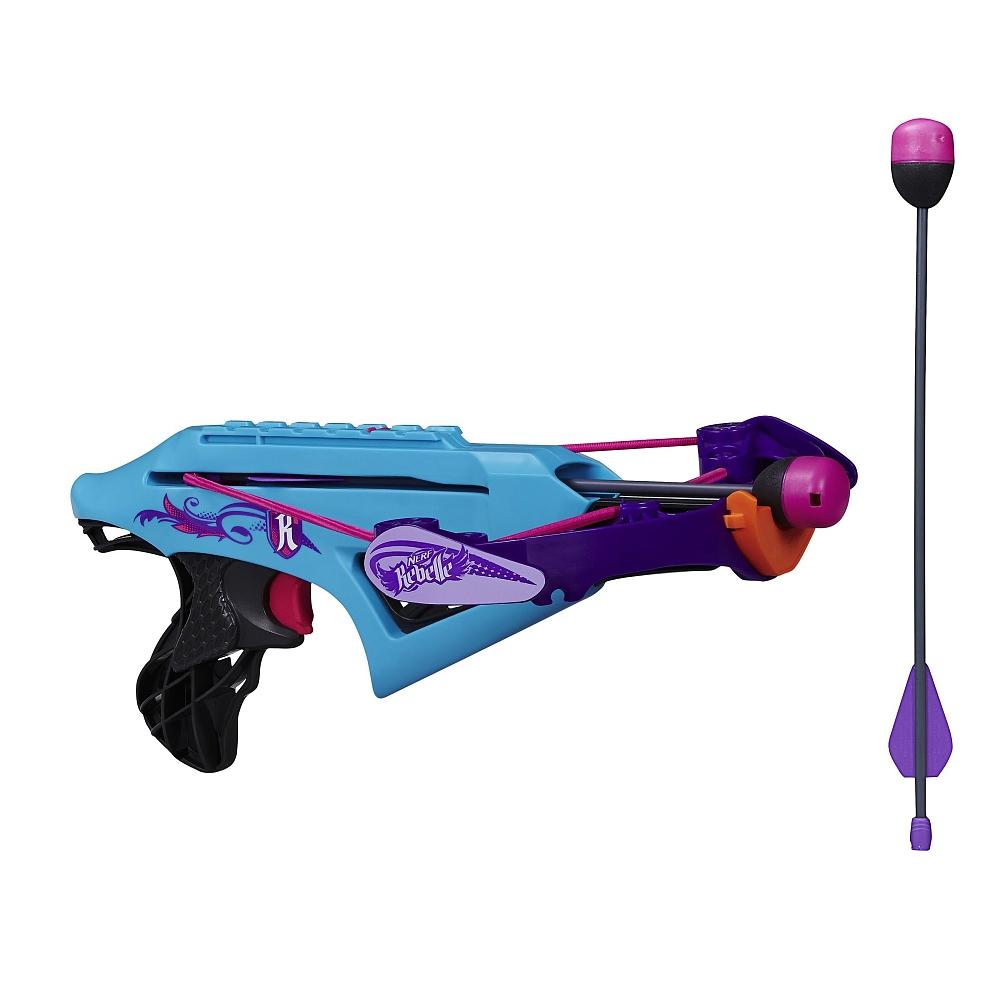Nerf Rebelle Courage Crossbow €5 @ Toysrus