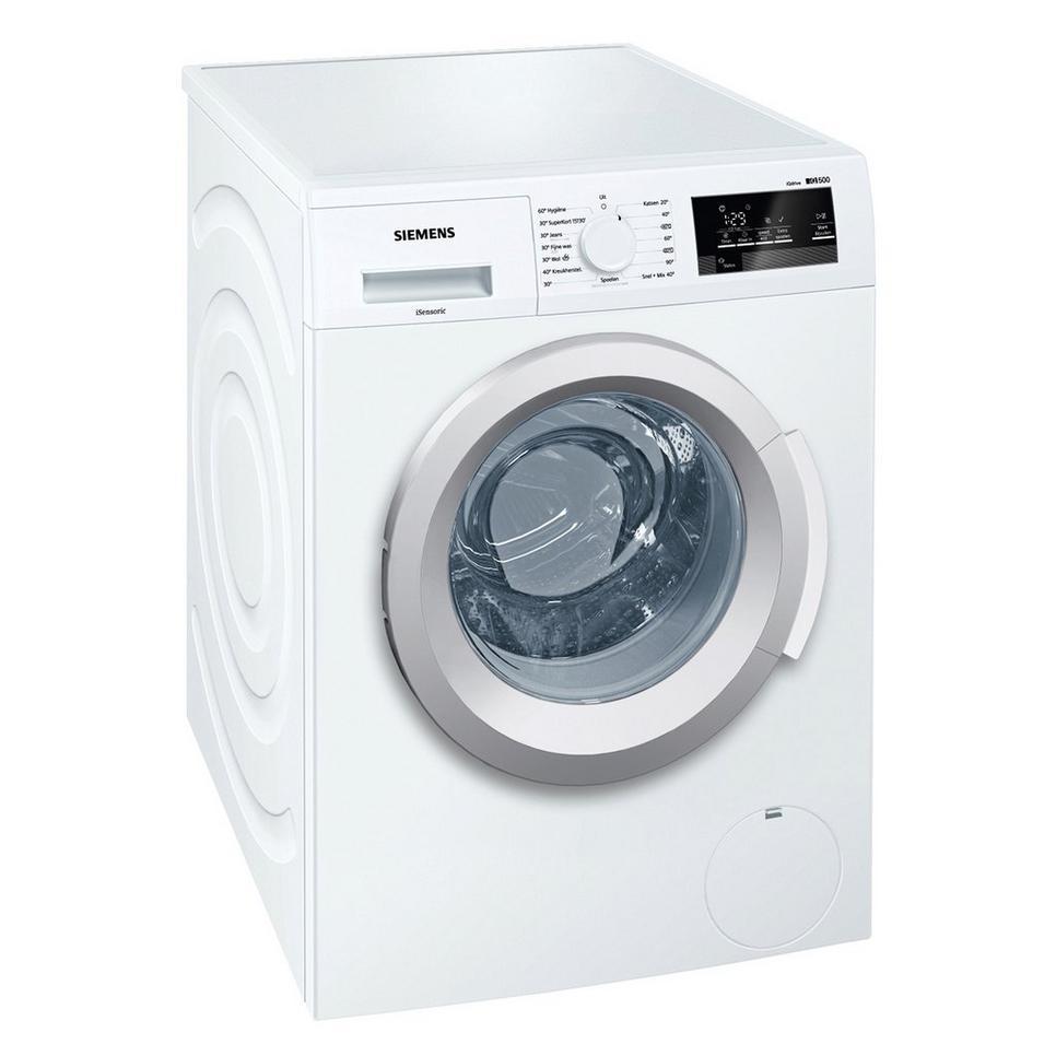Siemens WM14T321NL iSensoric IQ500 wasmachine voor €399 @ Wehkamp