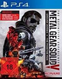 Metal Gear Solid V The Definitive Experience (PS4/ONE) vanaf €13,88 @ Gameshop Twente