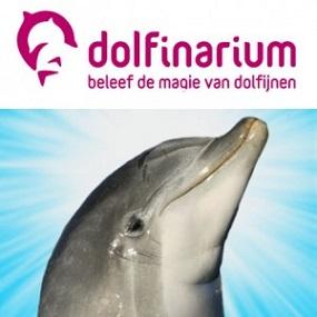 1 + 1 GRATIS tickets @ Dofinarium Harderwijk