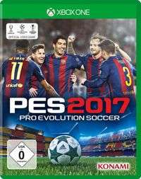PES 2017 (Xbox One/PS4) vanaf €10,88 @ Gameshop Twente