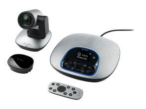 Logitech ConferenceCam CC3000e - Camera voor videoconferenties @azerty.nl