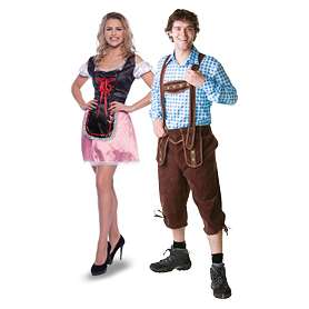 Oktoberfest jurk of lederhosen voor €6,95 @ Action