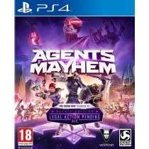 Agents of Mayhem Day One Edition (PS4/ONE) voor €34,99 @ YGZ/Gamesource
