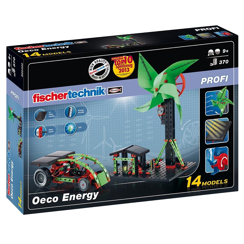 Fischertechnik Profi Eco energie voor €49,97 @ Toys 'R' Us