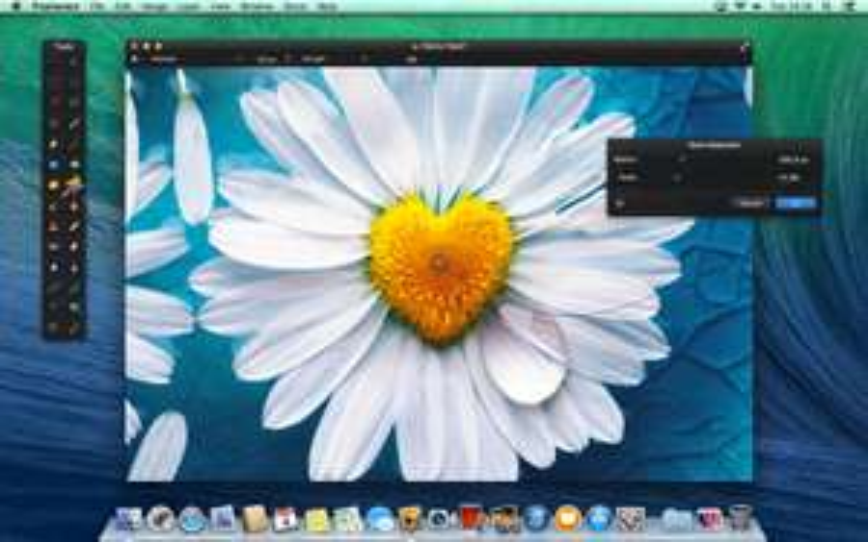 50% korting op Pixelmator @  Mac App Store