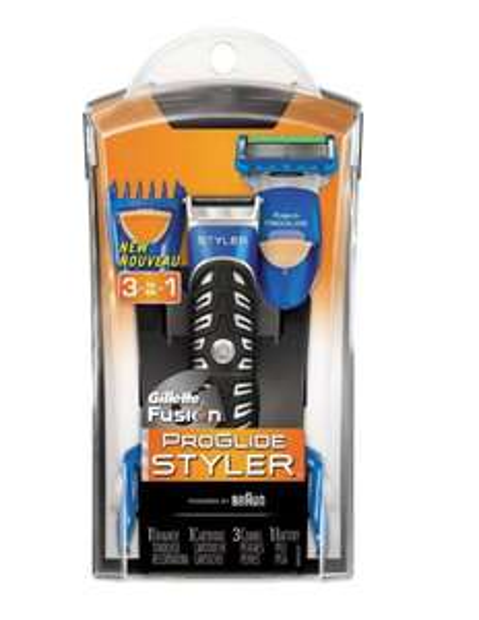 Weekendactie: Gillette Fusion ProGlide Styler Scheermes €9,99 @ Kruidvat