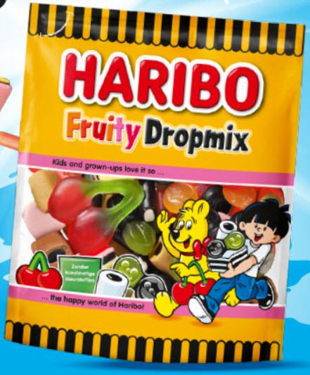 [UPDATE] Gratis proefzakje Haribo dropmix @ Haribo