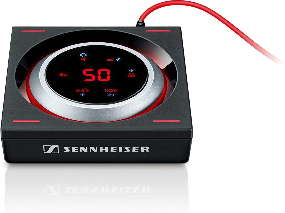 Sennheiser GSX 1200 Pro Audioversterker voor €169 @ Media Markt