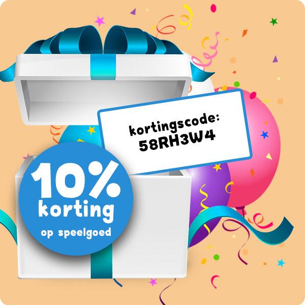 Bartsmit 10% kortingscode 58RH3W4 (geldig tot 17 sept.)