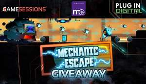 Mechanic Escape gratis @ Gamesessions