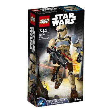 Lego 75523 Star Wars Scarif Stormtrooper voor €10,98 @ Intertoys / Bart Smit