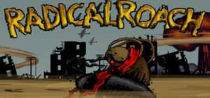 Gratis game RADical ROACH Deluxe Edition (Steam) t.w.v. 6,99 @ Indiegala