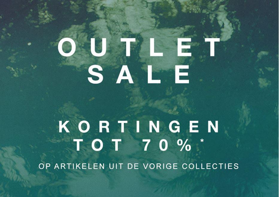 Va 19u: 50-70% korting op outlet + 10% extra (va €200) @ IKKS