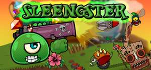 Gratis games Sleengster (Steam) @ Indiegala