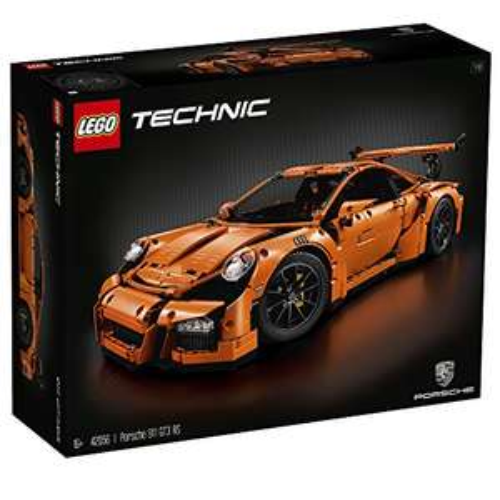 Lego Porsche 911 GT3 RS (42056) voor +/- € 184,34 (incl. verzend) @ Amazon.co.uk