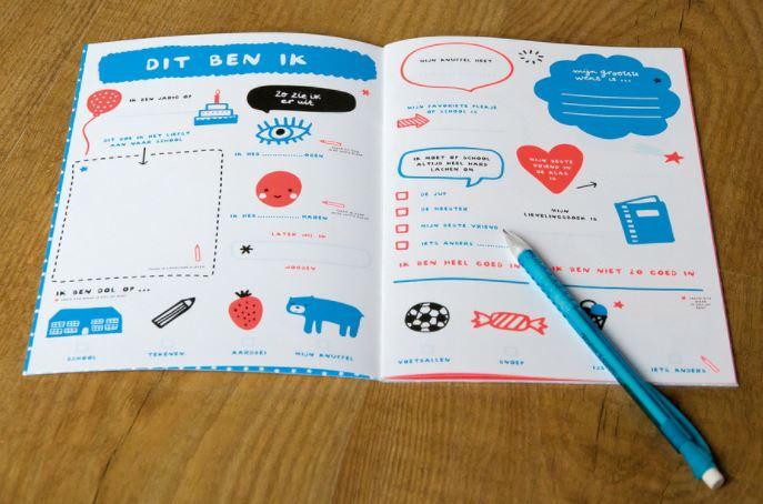 Gratis 'hoera naar school' boekje @ Unicef