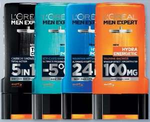 -50% L'Oreal Douchegel Men Expert (300ml) @ Action