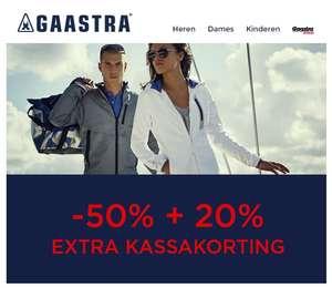 [UPDATE] Alle sale 60% korting @ Gaastra