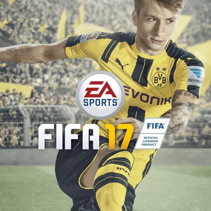 Game deals PS4 bijv. FIFA 17 voor €3,80 @ PSN Hongkong