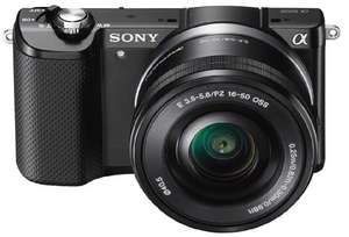 Sony a5000 camera voor €287,28 @ Amazon.co.uk
