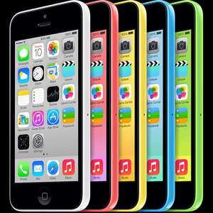 Original Refurbished iPhone 5C (Alle Kleuren) @ AliExpress