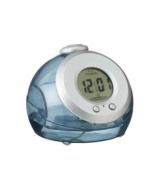 Gadget - Klok met als energiebron water! @Hema
