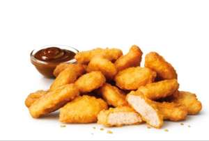 20 Chicken McNuggets Voor €5 @ McDonald's
